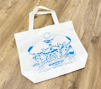 Moominvalley Park Limited Tote Bag