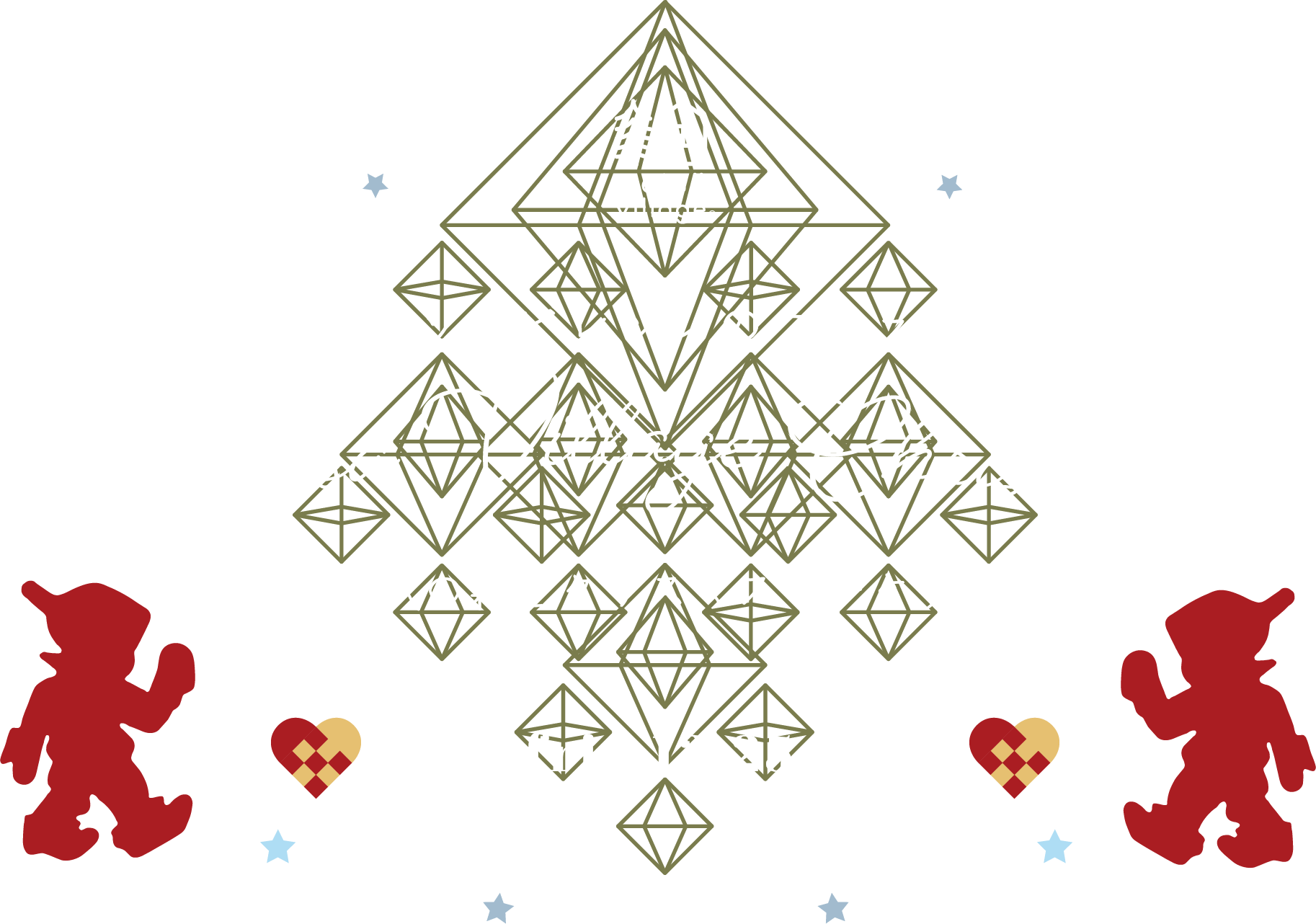 Christmas in metsä Village-Nordic Forest and Christmas Market-