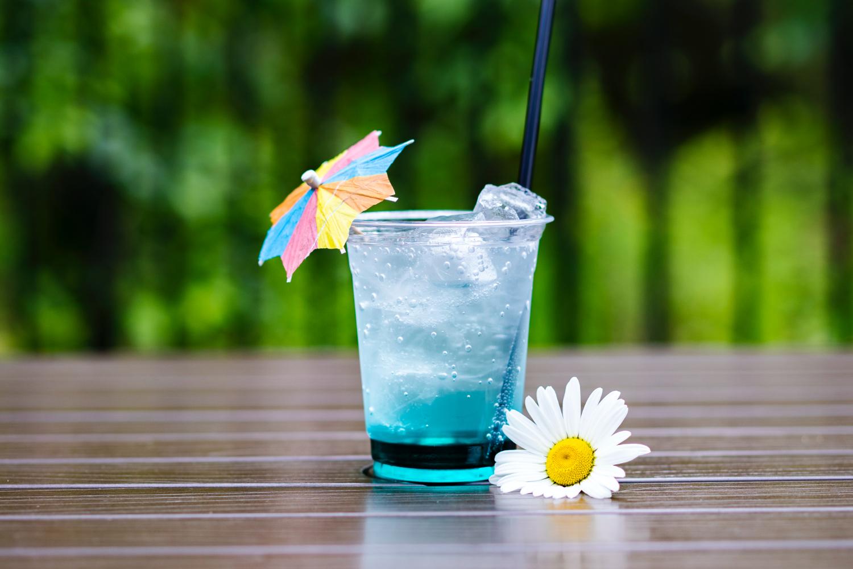 Umbrella Sky Soda