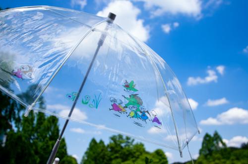 Make your own umbrella!
